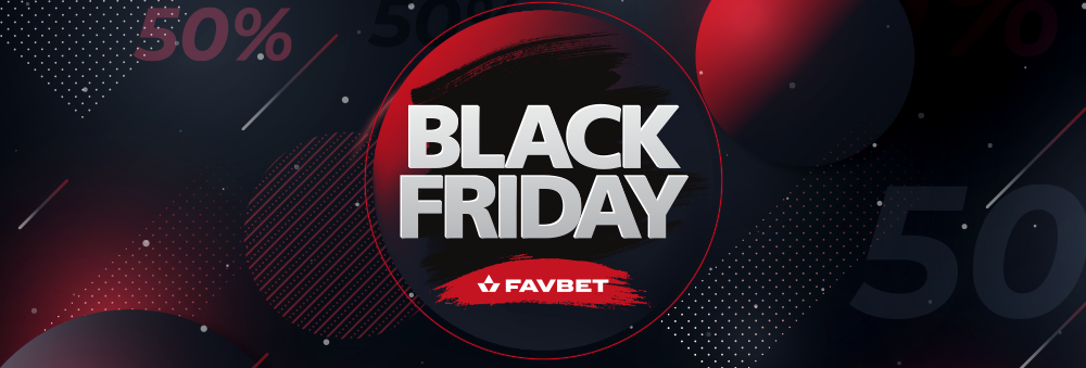 Black Friday promocija